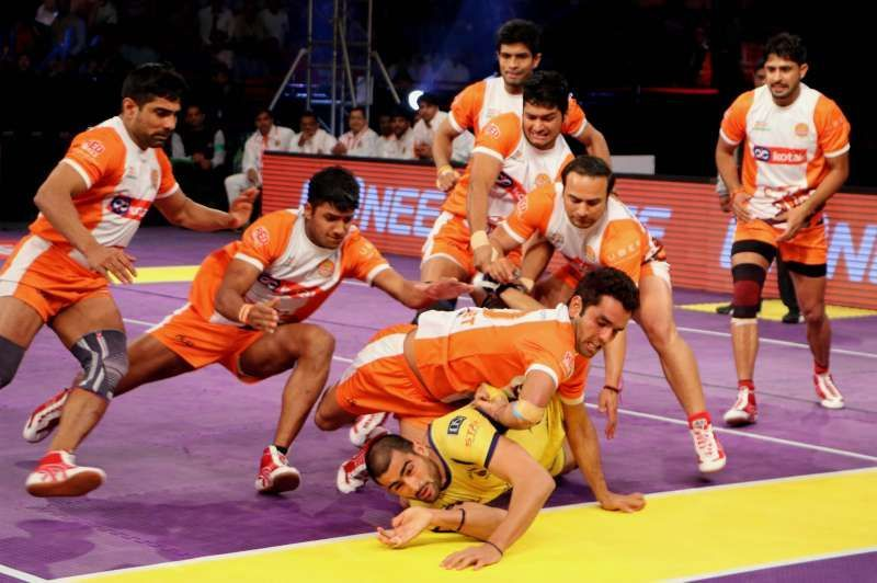 Puneri Paltan have retained none of their players