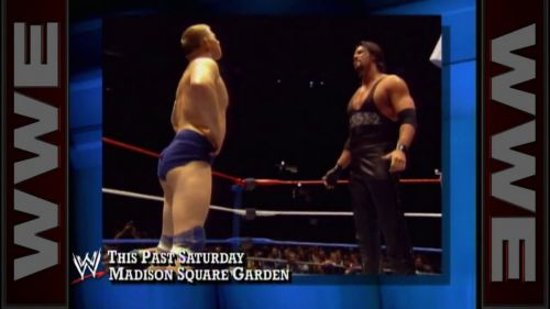 Big Daddy Cool dethroned Backlund in seconds at Madison Square Garden.