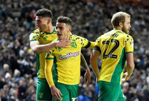 Leeds United v Norwich City - Sky Bet Championship