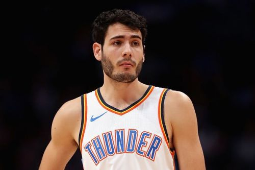 Alex Abrines was drafted by the Oklahoma City Thunder back in 2013