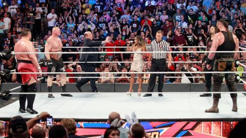 Almost all of Raw's top Superstars have unsuccessfully challenged Brock Lesnar for his Championship.