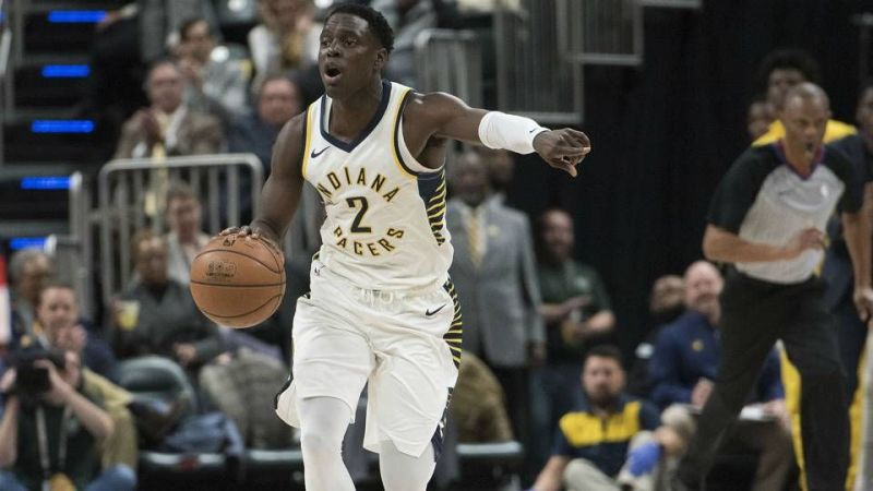 Darren Collison had a forgettable game and was restricted to single-digit scoring