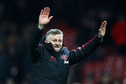 Solskjaer has been tipped to get the permanent job at United after three brilliant months at the helm