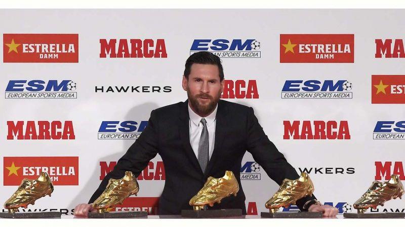 Messi has won more trophies than Ronaldo