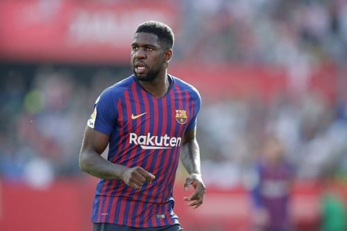 Barcelona could reportedly sell Samuel Umtiti to make room for Matthijs de Ligt