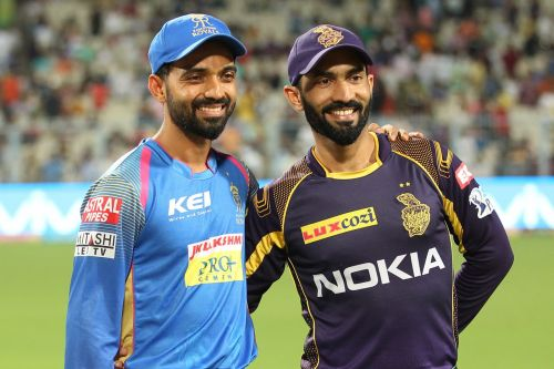 RR and KKR made the playoffs last year and will be looking to repeat the feat