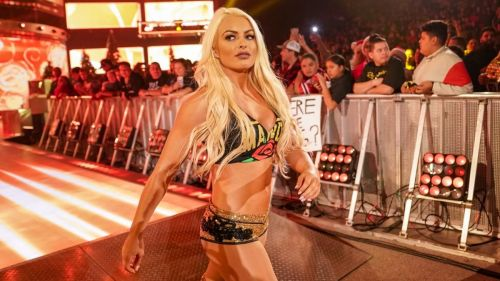 Mandy Rose has taken the SmackDown Live Women's Division by storm!