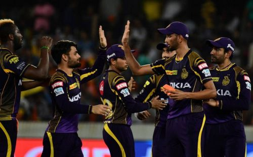 The Kolkata Knight Riders will be keen to add another title to their haul this season