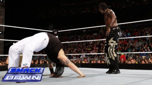Bray Wyatt can surprise the fans by appearing on SmackDown Live