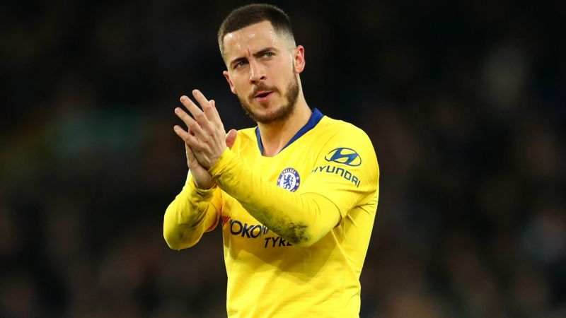 Chelsea star Hazard 'not working' on Real Madrid move