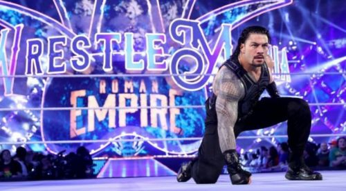 roman reigns wrestlemania record way better than many