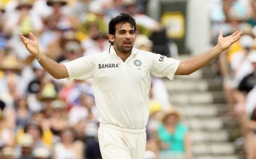 Zaheer Khan was one of the Pioneers of Knuckle Ball and Reverse Swing
