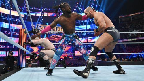 Kofi Kingston expected a title shot but got a beating instead