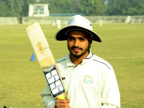 Simran Singh is known for his big-hitting ability