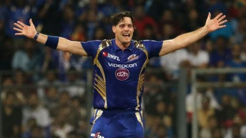 Mitchell McClenaghan took 14 wickets in IPL 2018