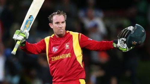 Brendan Taylor is regarded as Zimbabwe's greatest batsman