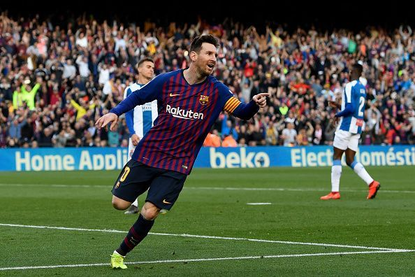 Messi is now Barcelona