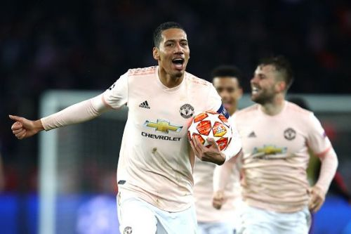 Smalling & Co. stood strong in the face of adversity