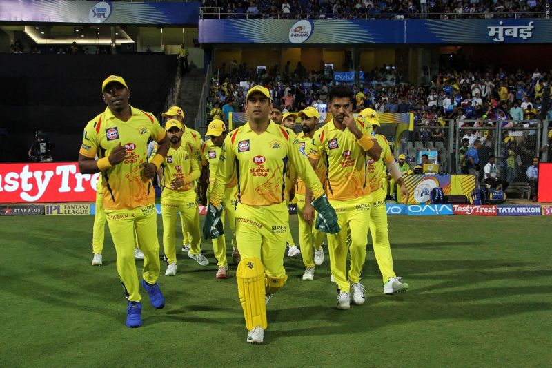 CSK have been the most successful T20 team in the world with a win percentage of 61.56%