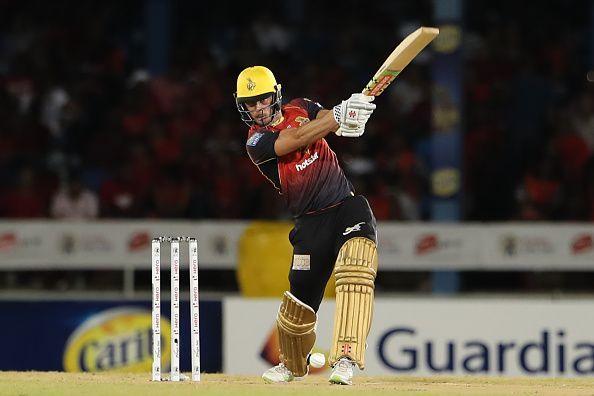 Trinbago Knight Riders v Barbados Tridents - 2018 Hero Caribbean Premier League