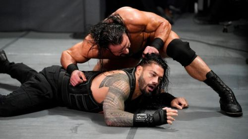 McIntyre assaults Reigns