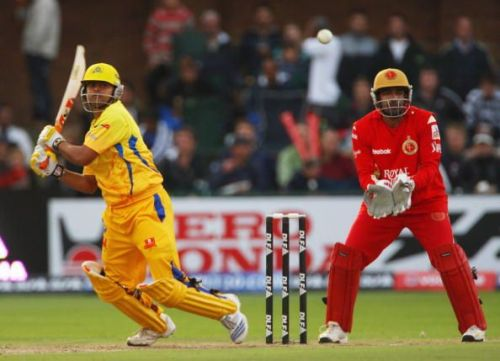 Suresh Raina, the leading run-scorer in the IPL, was a useful Super Sub for India