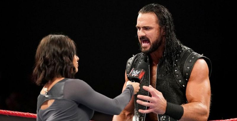 Drew McIntyre is one of the few WWE Superstars who can match Brock Lesnar