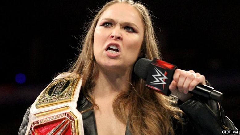 Ronda Rousey might be taking a hiatus after her WrestleMania match.