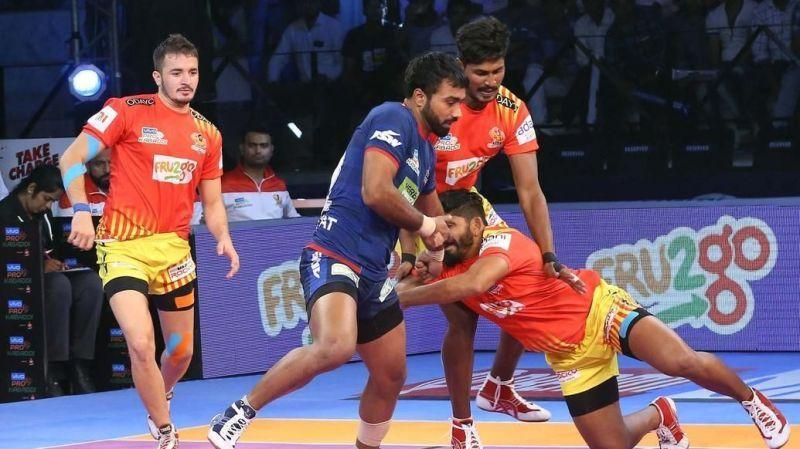Monu Goyat failed to impress in the previous edition of VIVO PKL