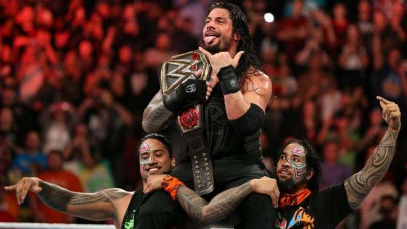 Page 3 - 13 WWE superstars whom Roman Reigns follows on