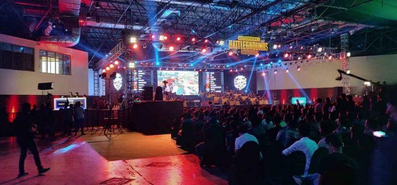 PUBG Mobile India Series Finals