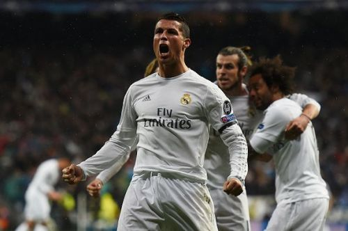 Ronaldo scored three goals saving Real Madrid, who would eventually reclaim the Champions League later that year