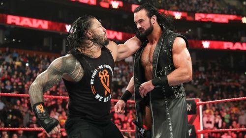 Reigns slugs McIntyre!