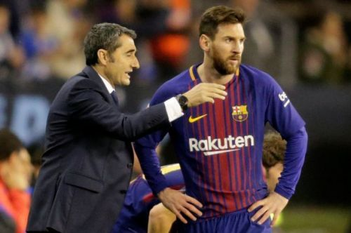 Ernesto Valverde believes women coaches could soon manage Europe's elite clubs