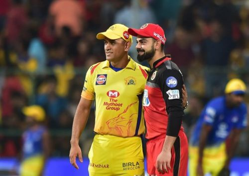 Dhoni and Kohli will be facing off in the opening encounter of 2019 season