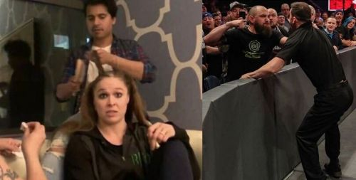 Here are the old school tricks Ronda Rousey uses to masterfully maintain kayfabe