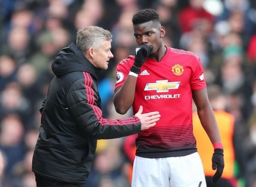 French midfielder, Paul Pogba, has been the heart of Solskjaer's attacking squad.