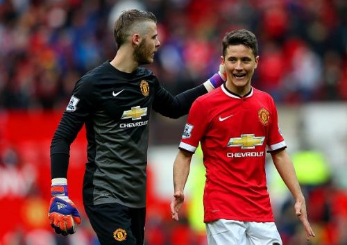 Both Spaniards have been vital for Manchester United under Solskjaer