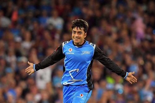 Playing for Adelaide Strikers, Rashid Khan replicated his IPL success in Big Bash League as well.