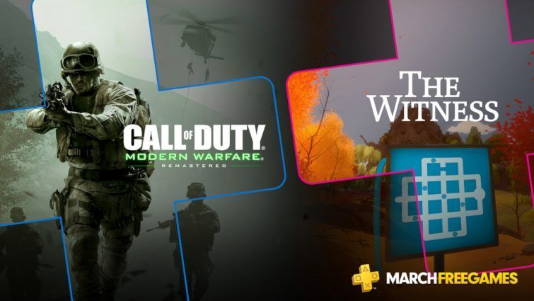 PS Plus Free Games For March 2019 Revealed