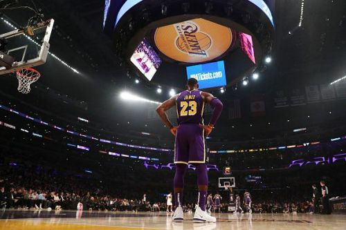 Lakers take a step backward in the Playoff hunt