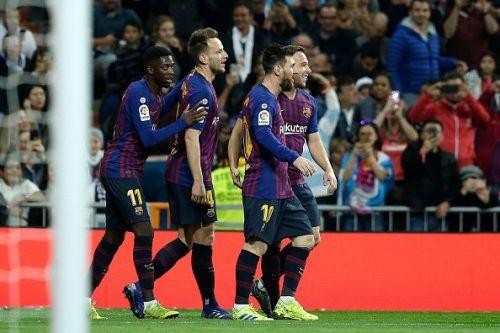 Barca has bragging rights