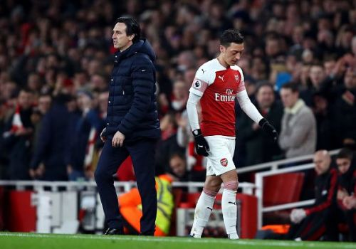 With all due respect to Ozil, Unai knows how to handle stars and how to get the best out of them