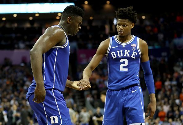 Cam Reddish is one of the best scorers in college basketball right now