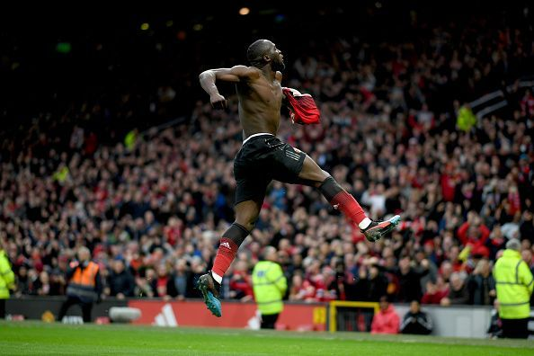 Romelu Lukaku scored the winner against Southampton to win Manchester United the game