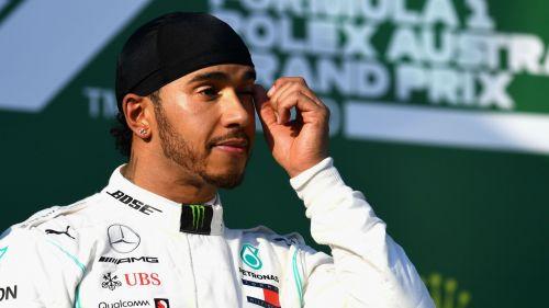 Five-time world champion Lewis Hamilton