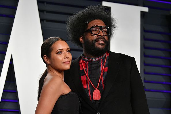 Questlove at the 2019 Vanity Fair Oscar Party hosted by Radhika Jones
