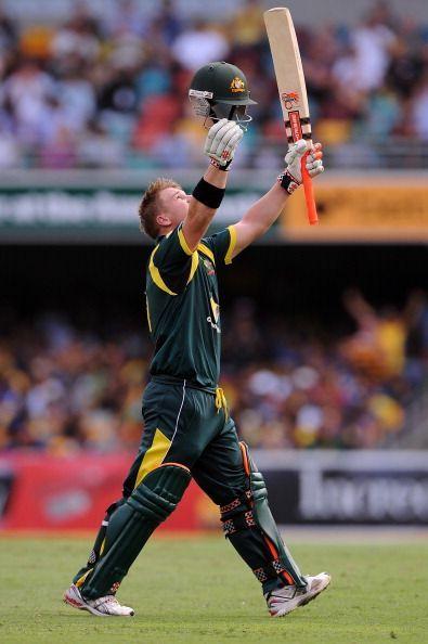 Australia v Sri Lanka - Tri-Series Final Game 1