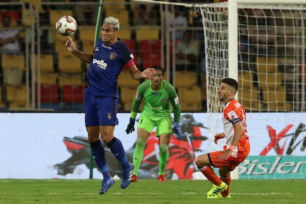 Club captain Mailson Alves has been one of the key under-performers for Chennaiyin FC this season (Image Courtesy: ISL