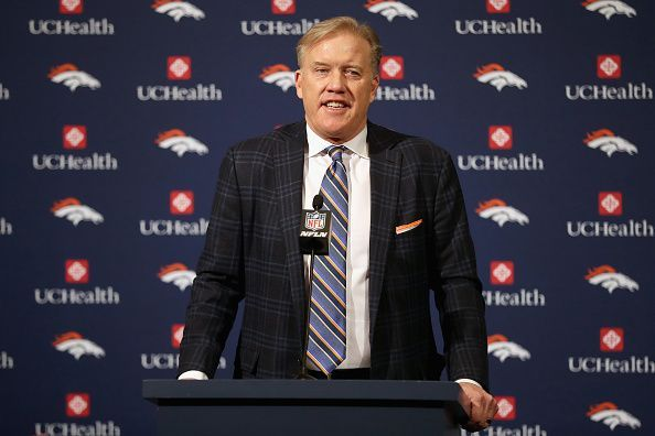 Denver Broncos Introduce Vance Joseph - News Conference
